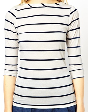 sailor stripe shirt