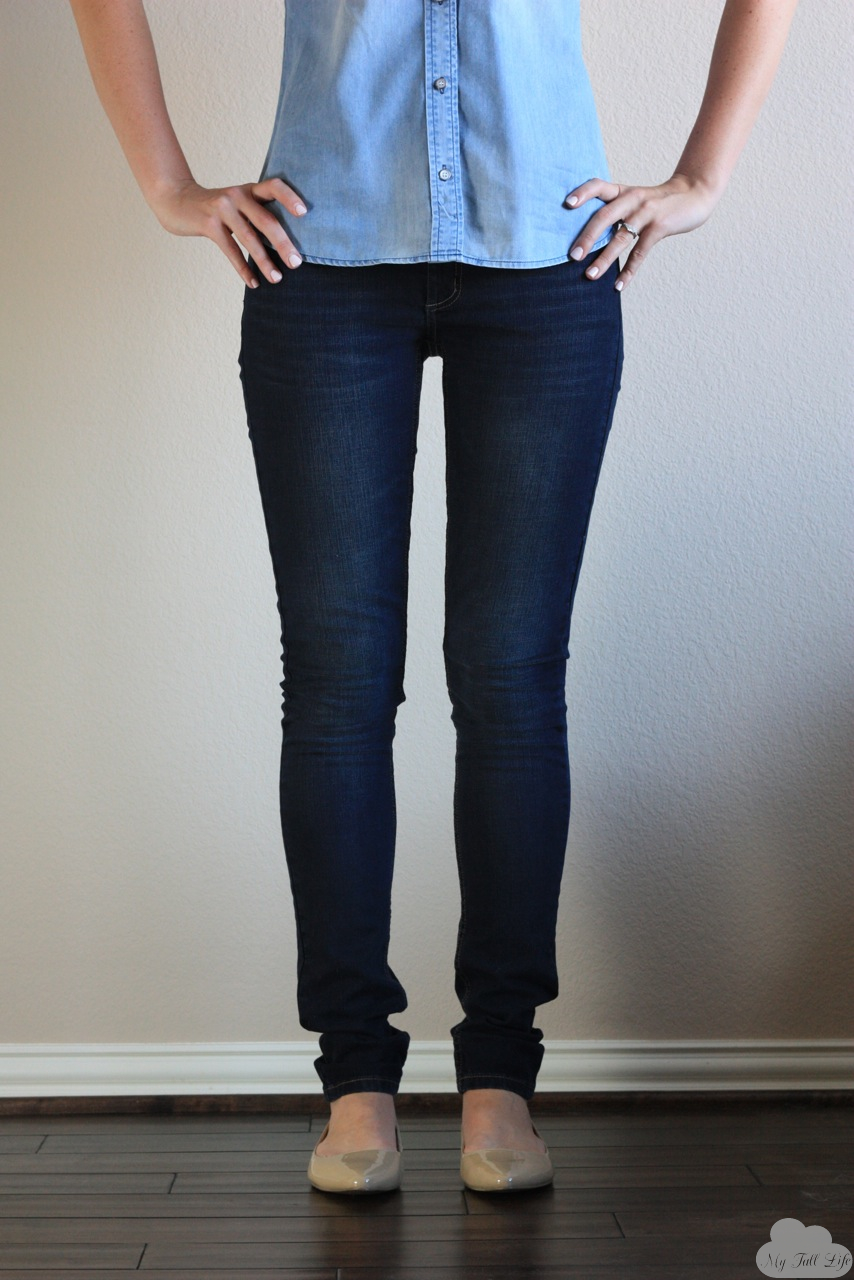 Product Review: Long Tall Sally Camden Skinny Jeans « My Tall Life